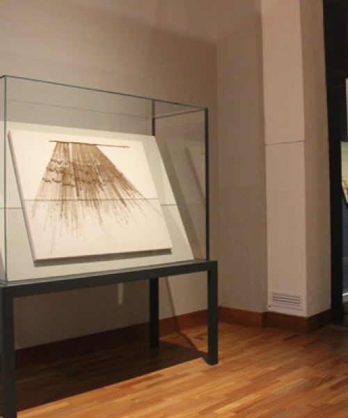 Exposición internacional sobre quipus en el MALI