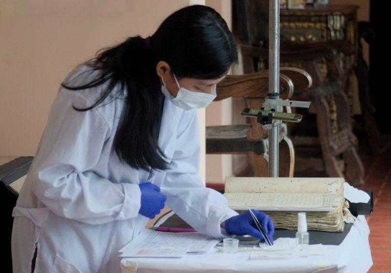 Lee más sobre el artículo Tesis sobre manuscritos del Fondo Antiguo de la Biblioteca Temple Radicati